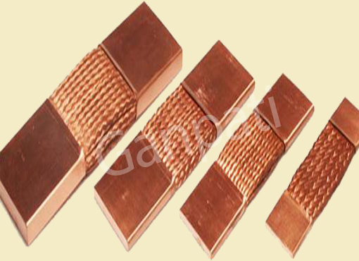 Flat Copper Braided Flexible Connectors