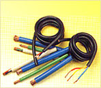 3 Core Flat Lead Cables